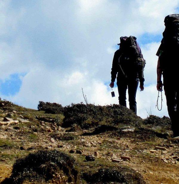 drukpath trek in bhutan
