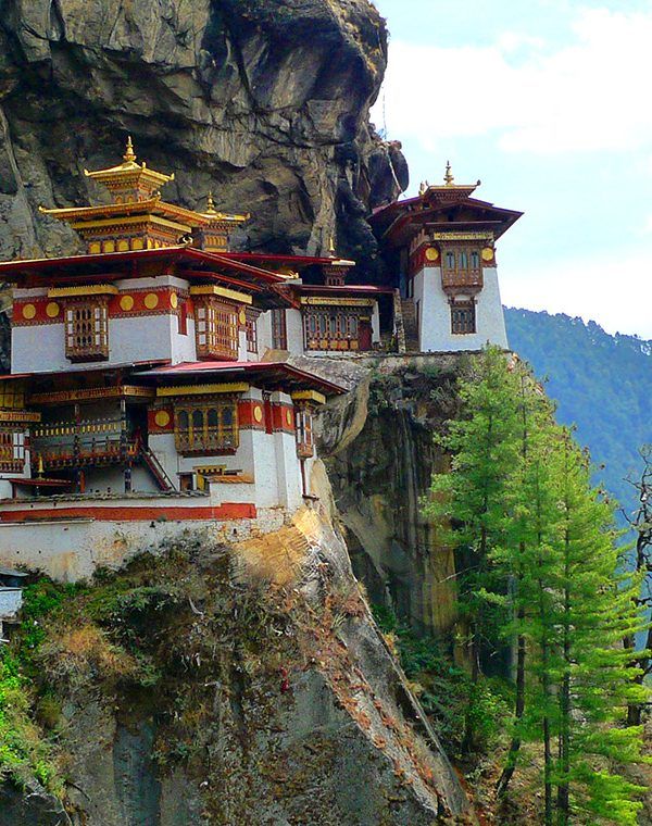 shortest tour to Bhutan