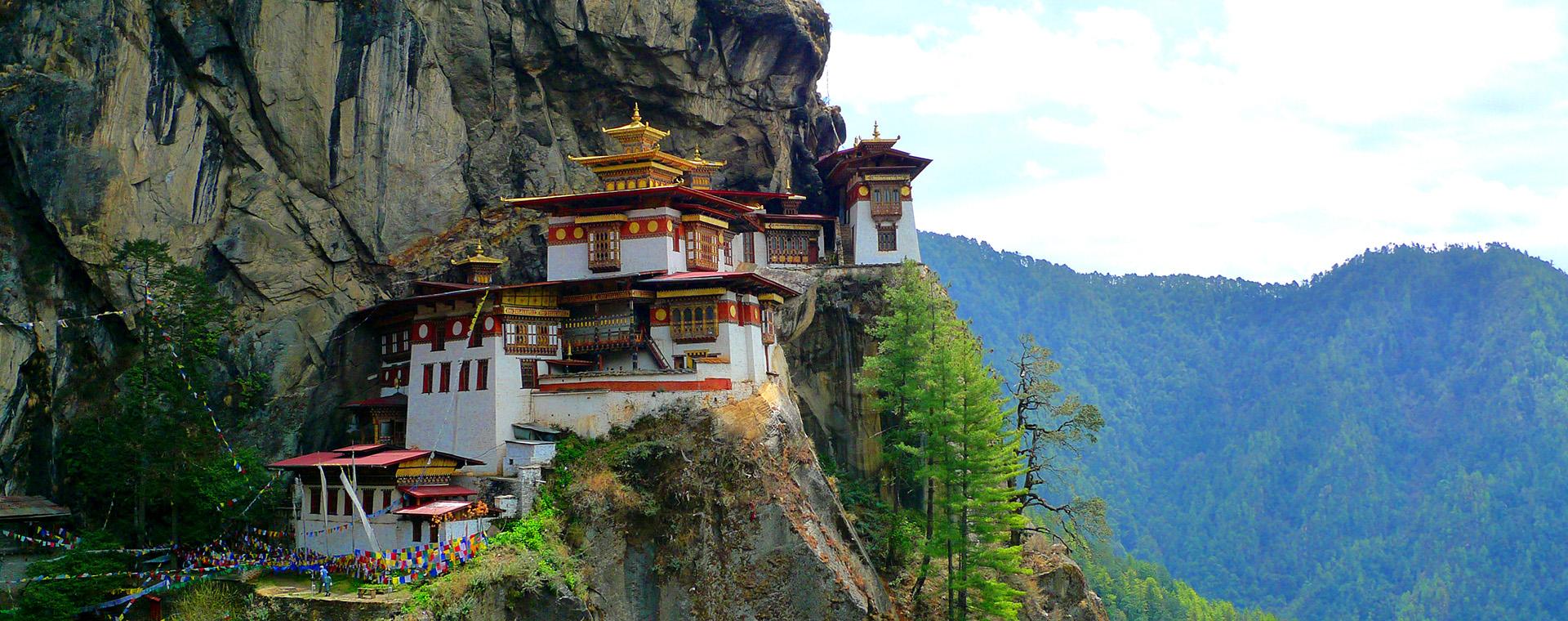 shortest tour to Bhutan