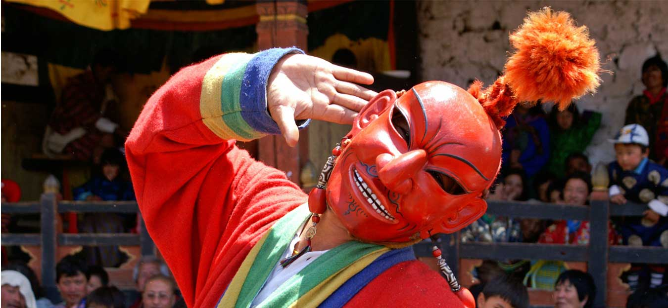 Thimphu-Dromchen-Festival-Tour